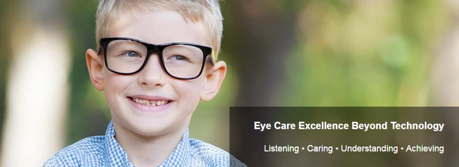 Boy with glasses | Eye Care Excellence Beyond Technology